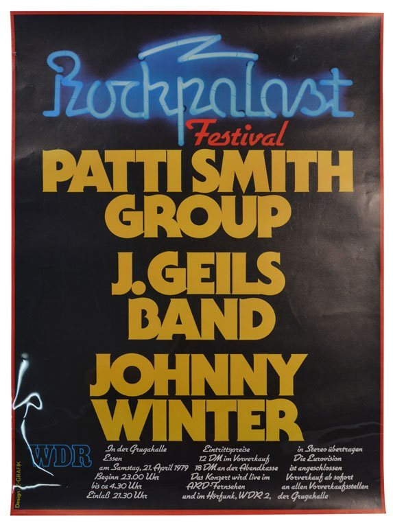 Posters: Rockpalast