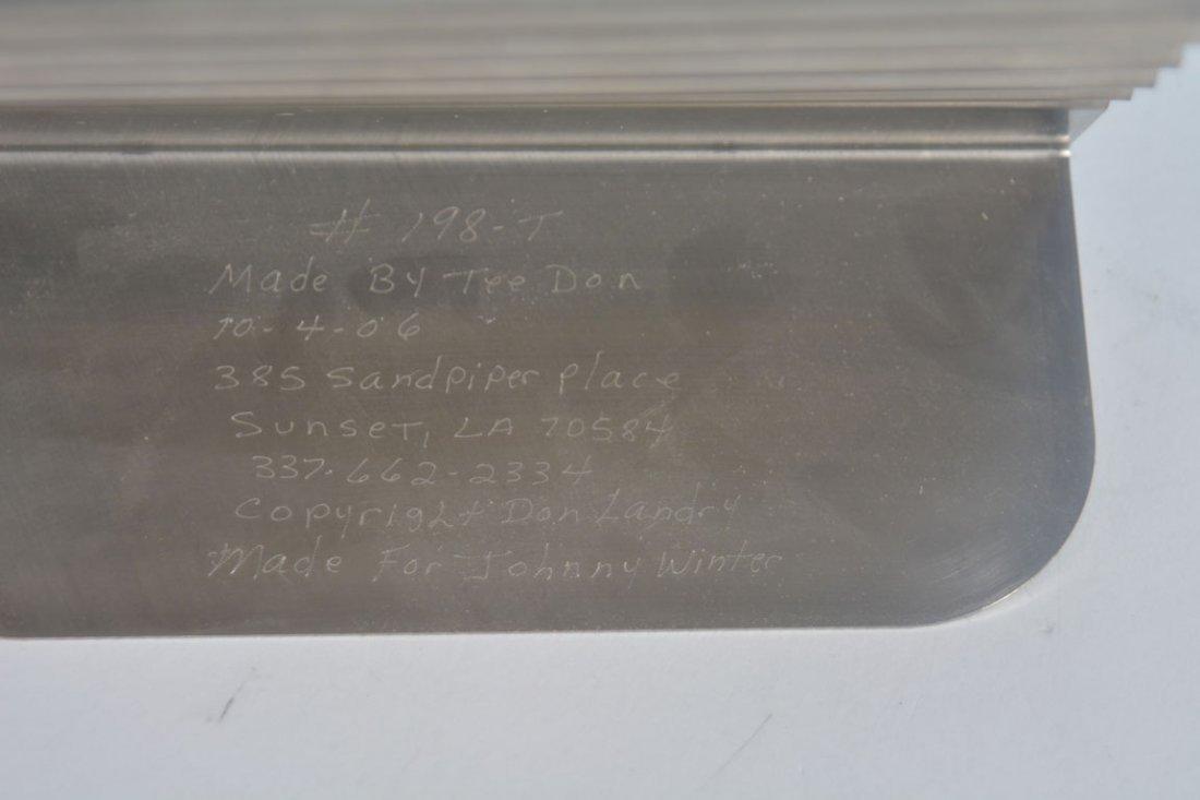 Johnny Winter Rubboard - 8