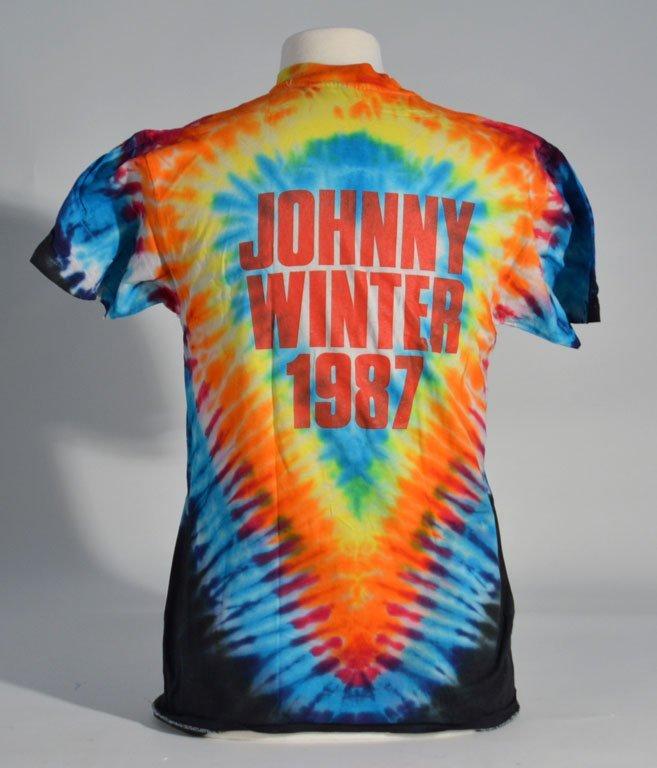 Three oif Johnny Winter's Shirts - 2