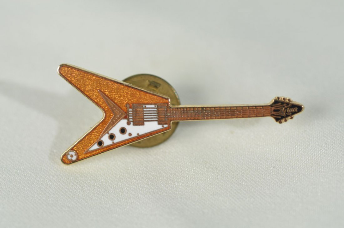 Pair of Electric Guitar Pins