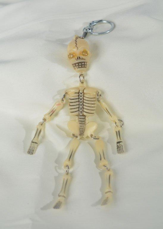 Skeleton Keychain - 2