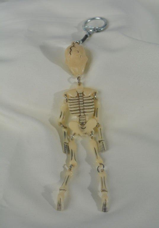 Skeleton Keychain - 3
