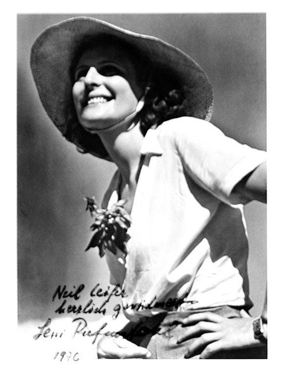 Leni Riefenstahl (Artist Unknown)