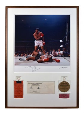 Cassius Clay vs. Sonny Liston, First Fight (2)