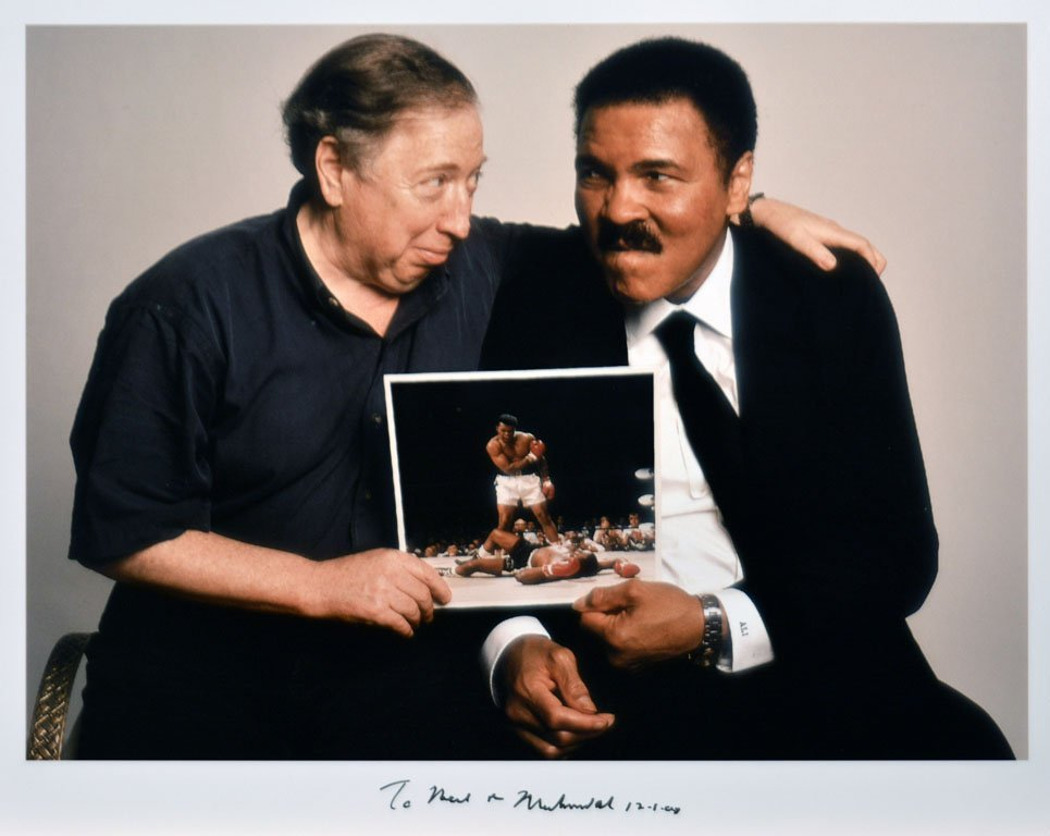 Muhammad Ali Triumphs Over a Fallen Sonny Liston - 8