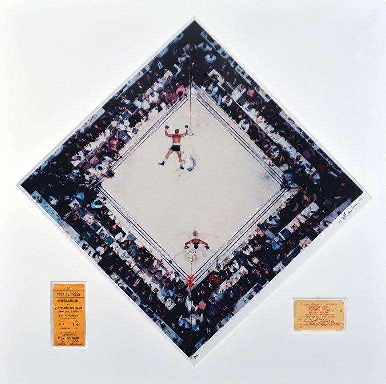 "Muhammad Ali vs. ""Big Cat"" Williams - 2"