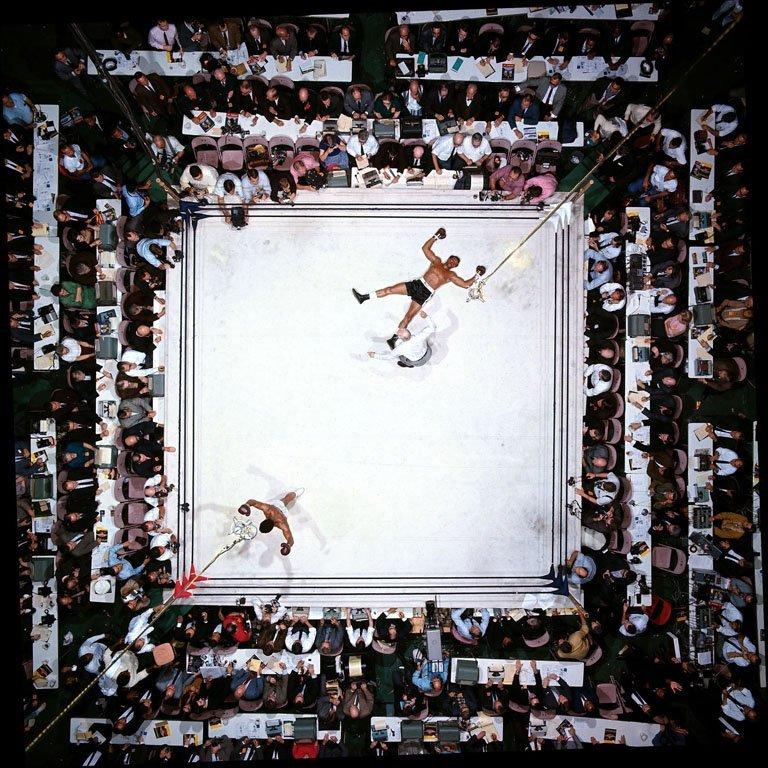 "Muhammad Ali vs. ""Big Cat"" Williams - 3"