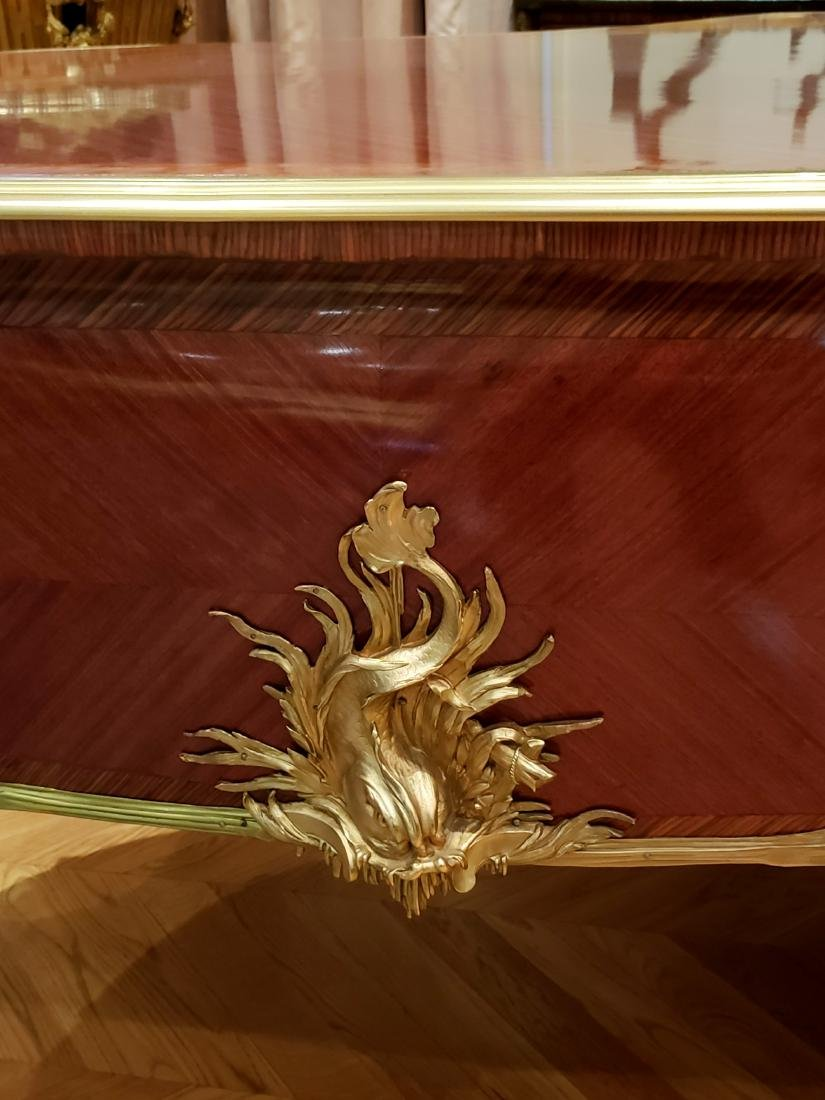 """Magnificent F. Linke Steinway & Sons """"Barber of - 5"""