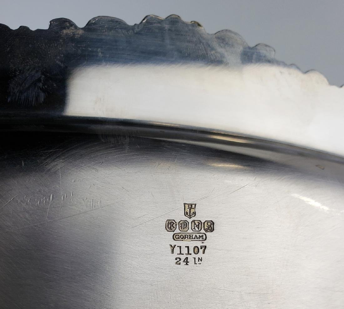 7 Pc. Gorham Silverplated Teaset - 6