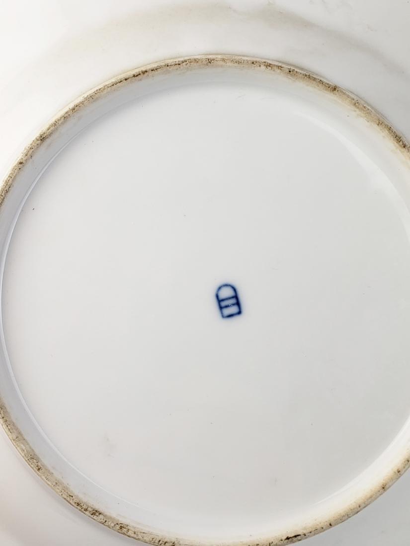 Royal Vienna Porcelain Plate - 5