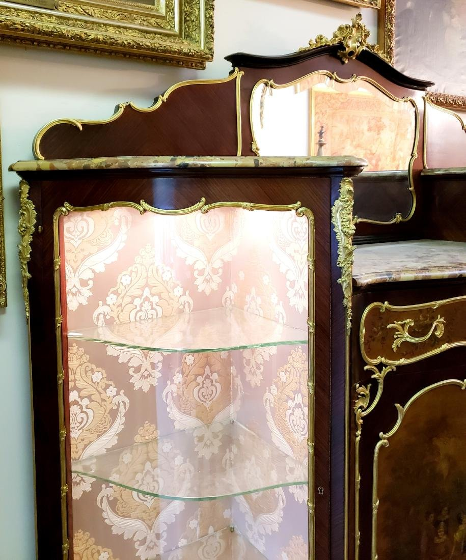 Magnificent Large 19th C. F. Linke Kingwood & Gilt - 3