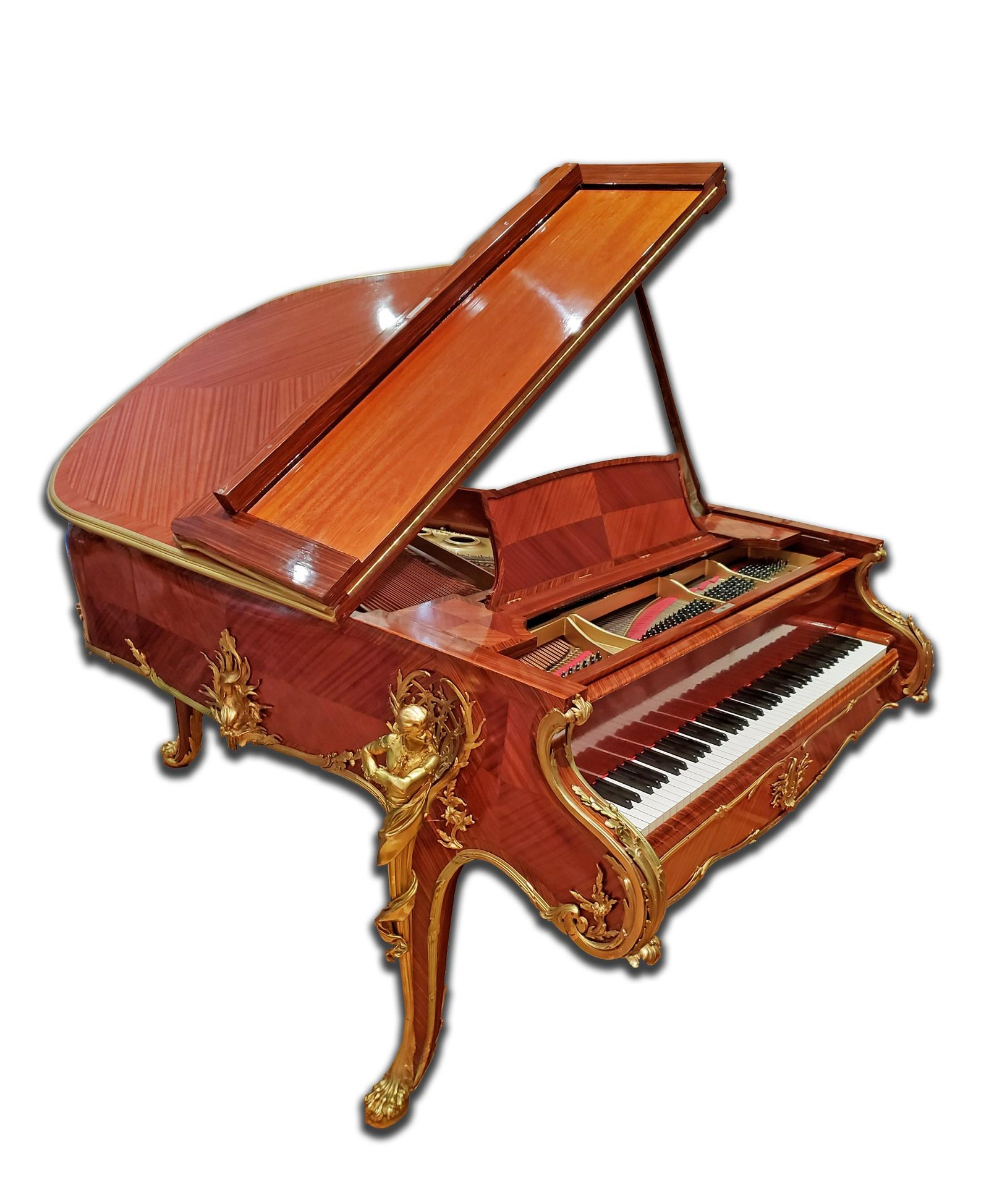 "Magnificent F. Linke Steinway & Sons ""Barber of"