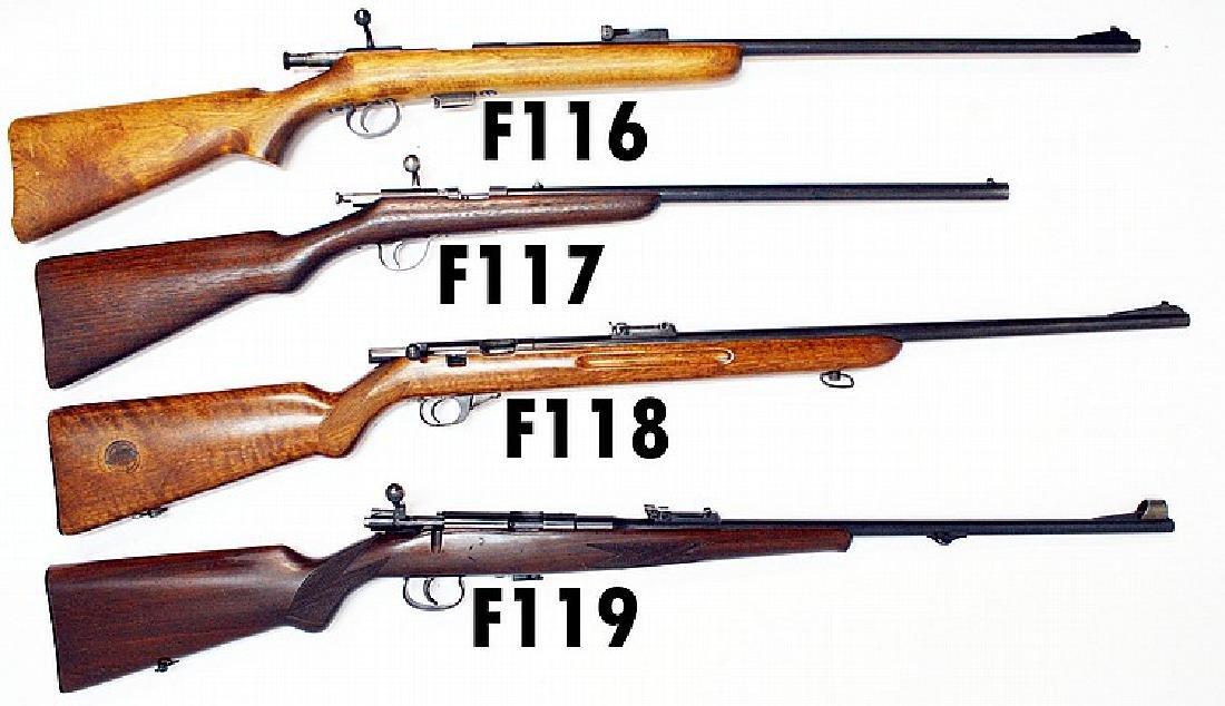 F119 -  22lr Mauser MN410B Rifle