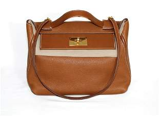 HERMES Swift Taurillon Maurice Leather 2424 29 in