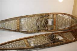 A pair of Faber Snow Shoes