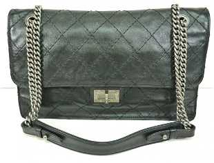 890924673e50 Chanel 31 Rue Cambon Paris Hand Shoulder Bag Black