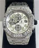 Audemars Piguet Royal Oak Offshore 18.5ct Diamond Watch