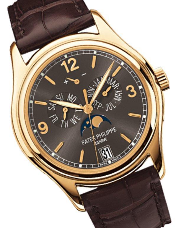 Patek Philippe Complication 18K Gold Men's Watch