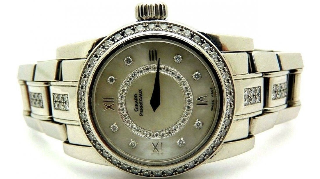 Girard Perregaux Lady F Ladies watch Diamond