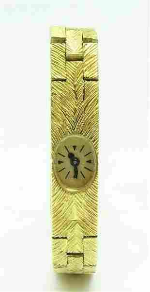 Rare Jaeger-LeCoultre / Cartier Watch 18K 101 Calibre