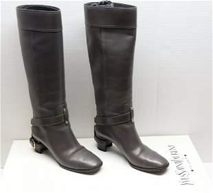 Yves Saint Laurent Rive Gauche Ladies Boots