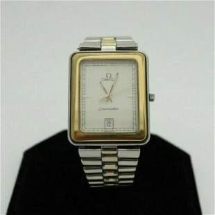 Vintage Omega Seamaster 1430 Date Mens Watch