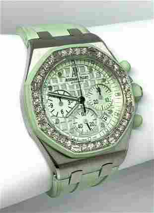 AUDEMARS PIGUET Chronograph Royal Oak Offshore Watch