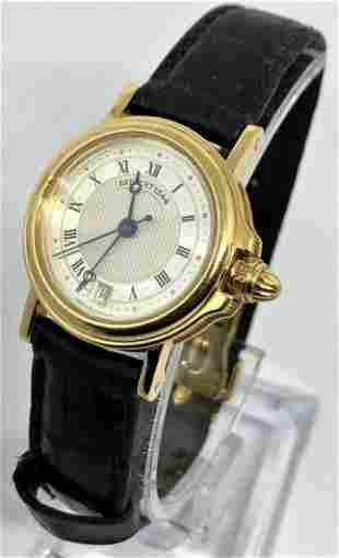 Breguet Marine Horloger De La Marine 18k Gold Watch
