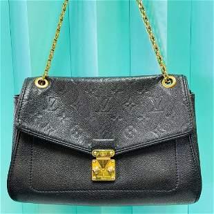 Louis Vuitton St. Germain PM Monogram Empreinte Bag