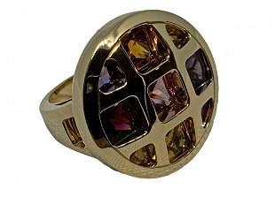 Cartier Pasha De Cartier Multi Gem Ring