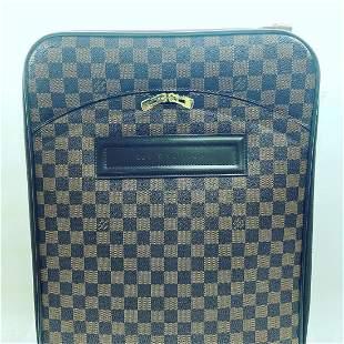 Louis Vuitton Pegase 45 Damier carry on bag