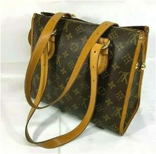 Louis Vuitton Popincourt Haut Monogram Canvas Bag