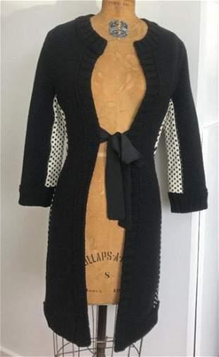 New With Tags Dolce & Gabbana Wool Cardigan Sz 40