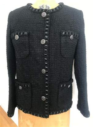 CHANEL Little Black Jacket 2016 Collection NEW w Tags