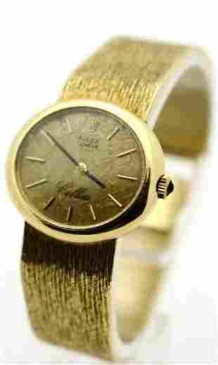 Rolex Cellini 14k Yellow Gold Selfwinding Watch