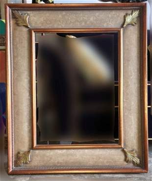 Vintage Ornate Wooden Frame for oil painting or mirror