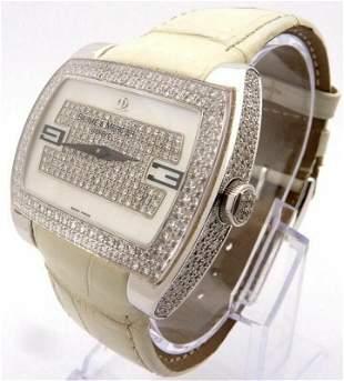 Baume & Mercier Hampton City Haute Joaillerie Watch