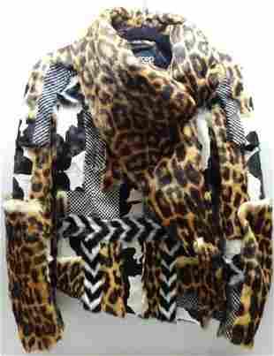 Tom Ford Ladies Mink Coat Fur Jacket Size 38