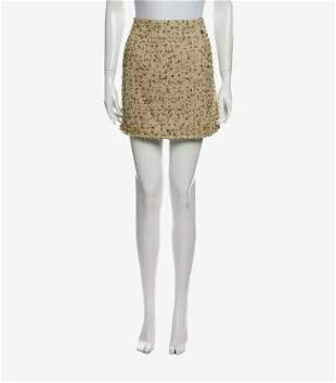 Rare To Find Most Wanted CHANEL 2019 Mini Skirt
