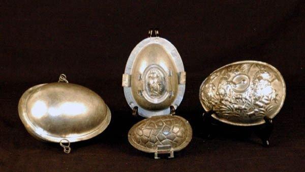 18: Antique Chocolate Molds- A. Reiche RARE