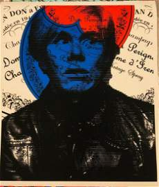 Mr Clever Art FRENCH WARHOL