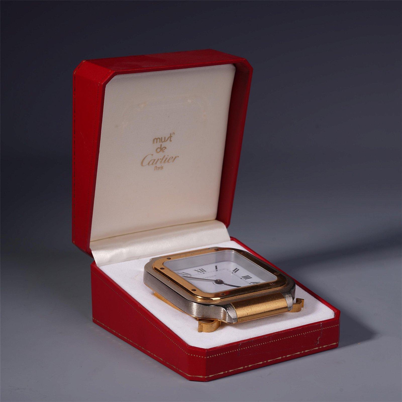 A   Cartier Watch