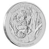Australian Koala Kilo Silver 2013