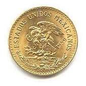 Mexico 20 Pesos Gold Coin