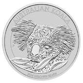 Australian Koala Kilo Silver 2014