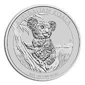 Australian Koala Kilo Silver 2015