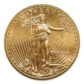 2016 American Gold Eagle 1 oz Uncirculated