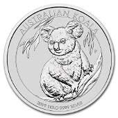 Australian Koala Kilo Silver 2019