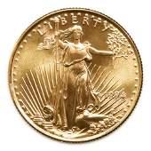 1994 American Gold Eagle 14 oz Uncirculated