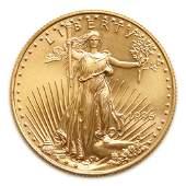 1996 American Gold Eagle 1oz Uncirculated